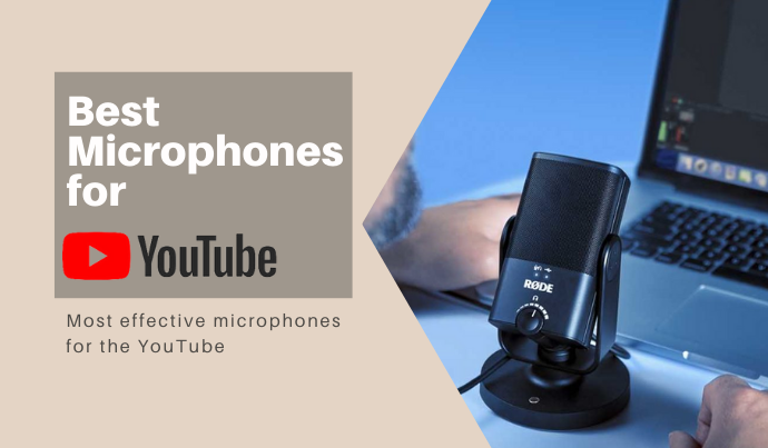 Best microphones for youtube videos
